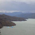 フランセス山小屋からグレイ氷河 – パイネWコーストレッキング3